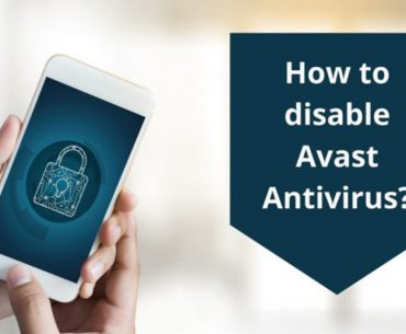 how to temporarily disable avast